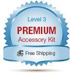 Canon Level 3 Premium Accessory Package Kit