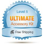 Canon Level 5 Ultimate Accessory Package Kit